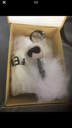 Fendi Mini karlito tuxedo for bag and keys. Brand new for Sale in Quincy, MA