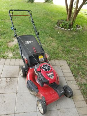 Craftsman Self Propelled Lawnmower Blown Engine for Sale in Bowie, MD