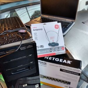 HP Desktop / Laptop with Accessories for Sale in Campbell, CA