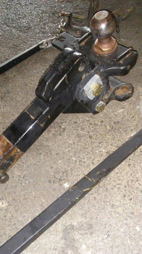 Towing hich bars