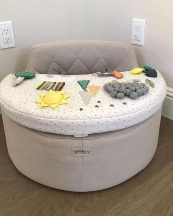 Crate and barrel activity chair
