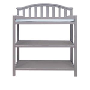 Grey Changing Table (like new) for Sale in Leonia, NJ