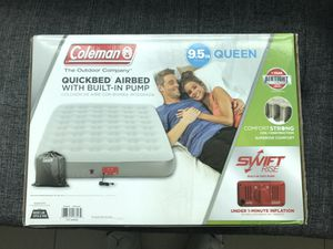 Coleman Queen Air Mattress Brand New for Sale in Miami, FL