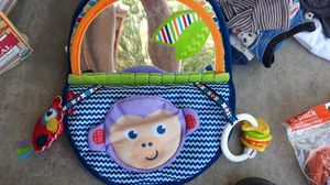 Tummy time mirror and toy for Sale in Moreno Valley, CA