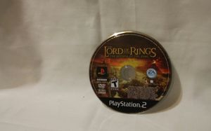 PS2 The Lord Of The Ring for Sale in Everett, WA
