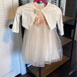 Flower Girl dress Size 2T for Sale in Boca Raton,  FL