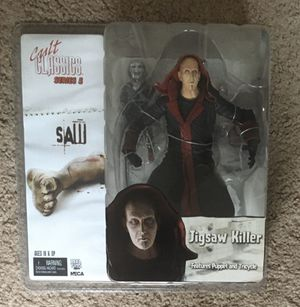 NECA Cult Classics Saw 1 Jigsaw Figure for Sale in Redford Charter Township, MI