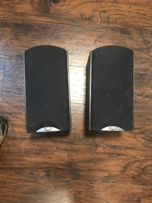Klipsch bookshelf speakers for Sale in Keyport, NJ