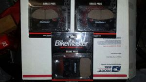 Brake pads for motorcycle Yamaha for Sale in Brooklyn, NY