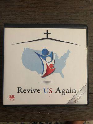 Dr. Tony Evans Revive is Again Vol 2 7 CD Sermons for Sale in Las Vegas, NV