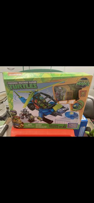 🔲 Junior Builders Mini Mega Bloks - ages 3-6 Mini blocks are the medium sized blocks. Smaller than the First Builders and larger than the Lego sized for Sale in Kennewick, WA