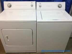 WhirlpOOl RopER Washer/Elec Dryer FRee😀 DeliverY for Sale in Pittsburgh, PA