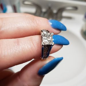 Engagement/ Wedding Diamond White Gold Ring for Sale in Tampa, FL