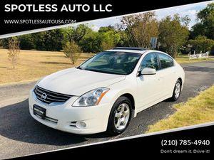 2010 Nissan Altima for Sale in San Antonio, TX