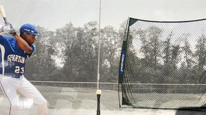 Baseball batting net for Sale in Tampa, FL