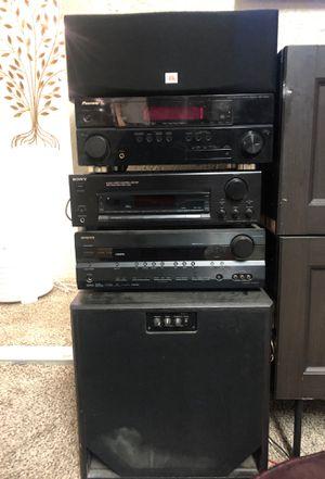 JBL,Pioneer,Sony,Onkyo,Klipsch for Sale in Portland, OR