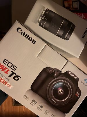 Brand new Canon camera for Sale in The Bronx, NY