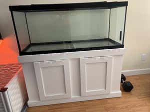 75 Gallon Fish Tank & Stand for Sale in Walnut Creek, CA