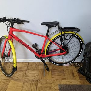 Red Specialized SiRRUS HYBRID *price negotiable* for Sale in Medford, MA