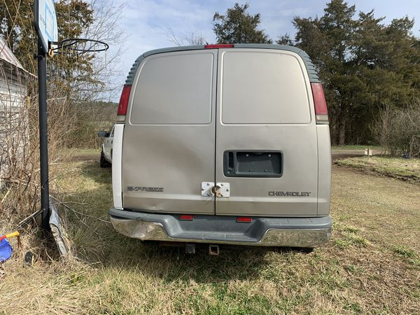 1999 Chevy Express Cargo parting out