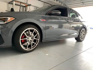 19 x 8.5 neuspeed rse10 wheels, 5x112. Vw, Audi for Sale in Orlando, FL