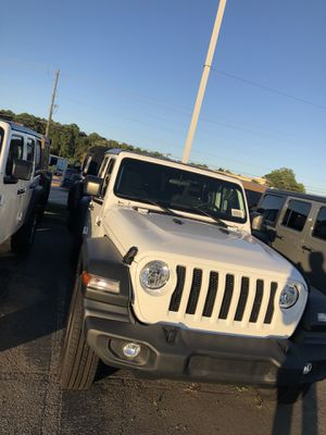 2019 Jeep Wrangler unlimited for Sale in Lawrenceville, GA