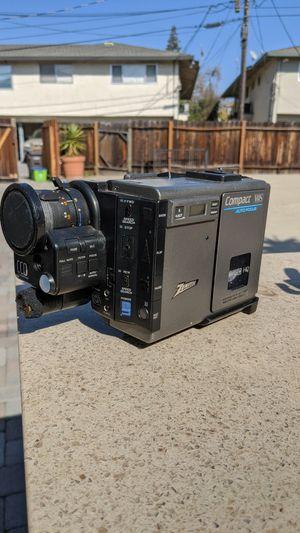 Vintage Zenith Camcorder - Compact VHS for Sale in Los Gatos, CA