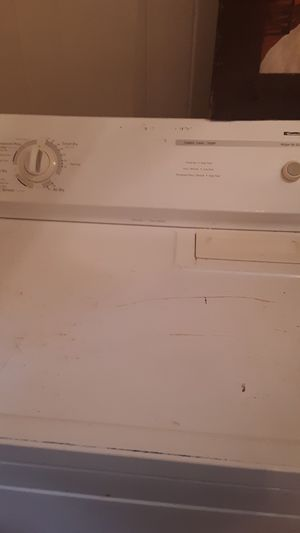 Maytag Washer Kenmore dryer for Sale in Alexandria, LA