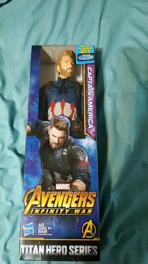 Captain America Avengers Figure for Sale in Las Vegas, NV
