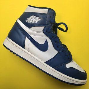Jordan 1 'Storm Blue' - Size 8 for Sale in Annandale, VA