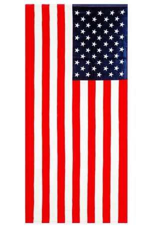 USA FLAG BEACH POLYESTER TOWEL for Sale in Los Angeles, CA