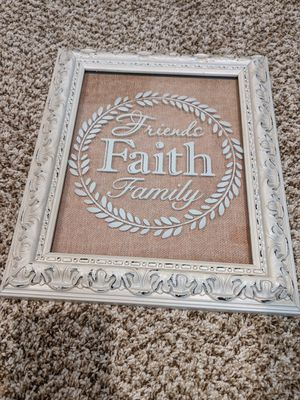 Decorative wall sign for Sale in Littleton, CO