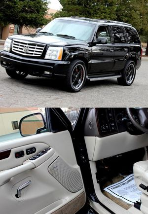 FrimPrice$800 Escalade 2002 for Sale in Richmond, VA