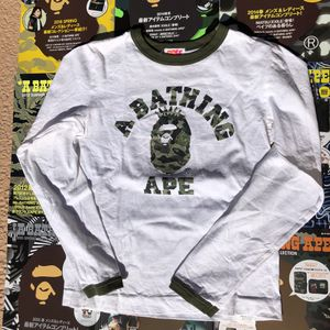 Bape x Kaws long sleeve tee for Sale in Henderson, NV