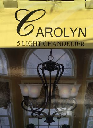 Brand new in box bronze light fixture for Sale in Washougal, WA