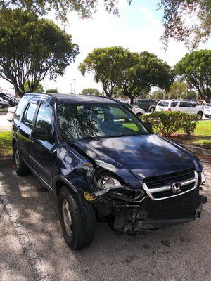 Honda cvr-v 2003 for Sale in Miami, FL
