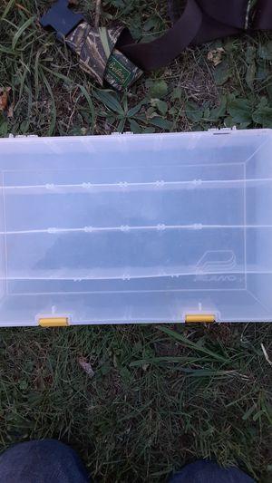Plano storage bin for Sale in Loganton, PA