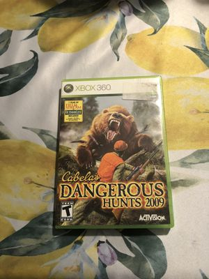 Xbox 360 game for Sale in Bunnlevel, NC