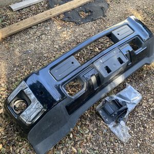 2015-2018 Chevy Silverado 2500HD 3500HD OEM Front Black Bumper for Sale in Dallas, TX