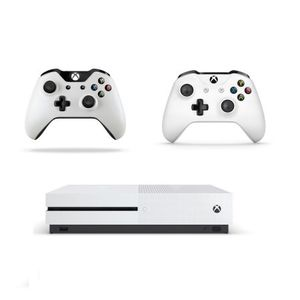 xbox one S 1TB w/ 3 games and two controllers for Sale in Cleveland, OH