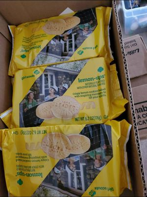 Girl scout cookies for sale for Sale in St. Petersburg, FL