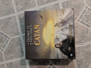 Game of Thrones Settlers of Catan for Sale in Chicago, IL
