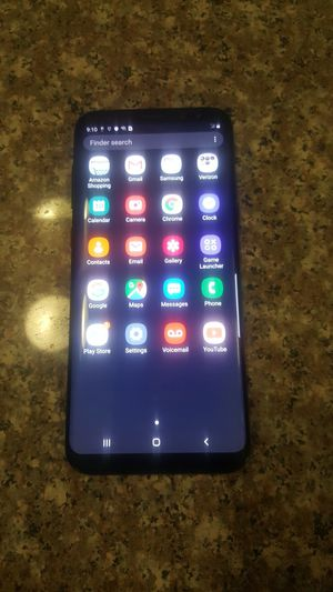Galaxy s8 plus, 64 gb, Verizon, any company, chárger, olmost brand news for Sale in Los Angeles, CA