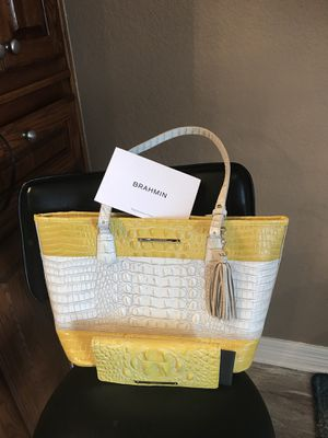 Brahmin Bag and Wallet for Sale in Harker Heights, TX