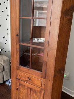 Corner Cabinet for Sale in Lynnwood,  WA