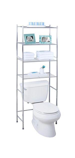 4-Tier Metal Bathroom Shelf still in box!! Rancho & Gowan for Sale in Las Vegas, NV