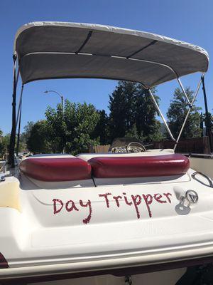 2002 Tahoe Deck Boat for Sale in Wildomar, CA