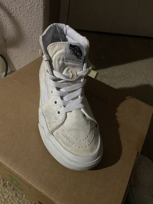 Vans Canvas skateboard shoes for Sale in Bell, CA