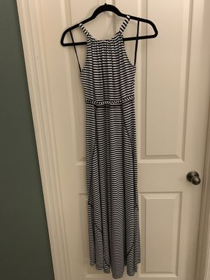 """GAP maxi dress -Small-55"""" long fr top of strap to hem- NEW for Sale in Winter Park, FL"""