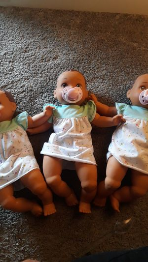 FREE baby dolls (2 left) for Sale in Springfield, OR